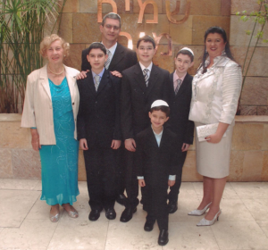 Familia Cecília 2008
