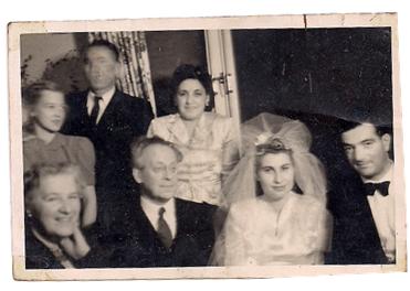 Hugo Valentin no Casamento da Cecília e Simon