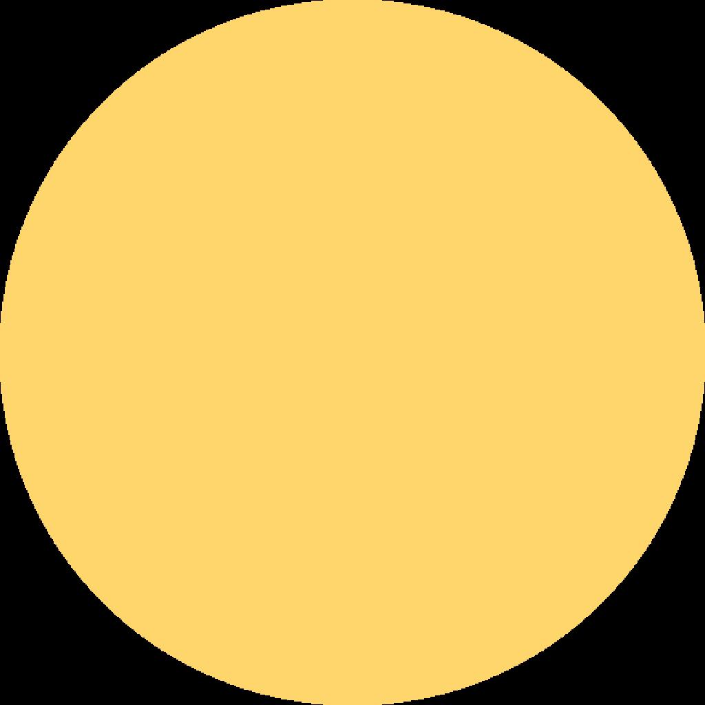 circulo amarelo