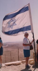 Cecília em Israel